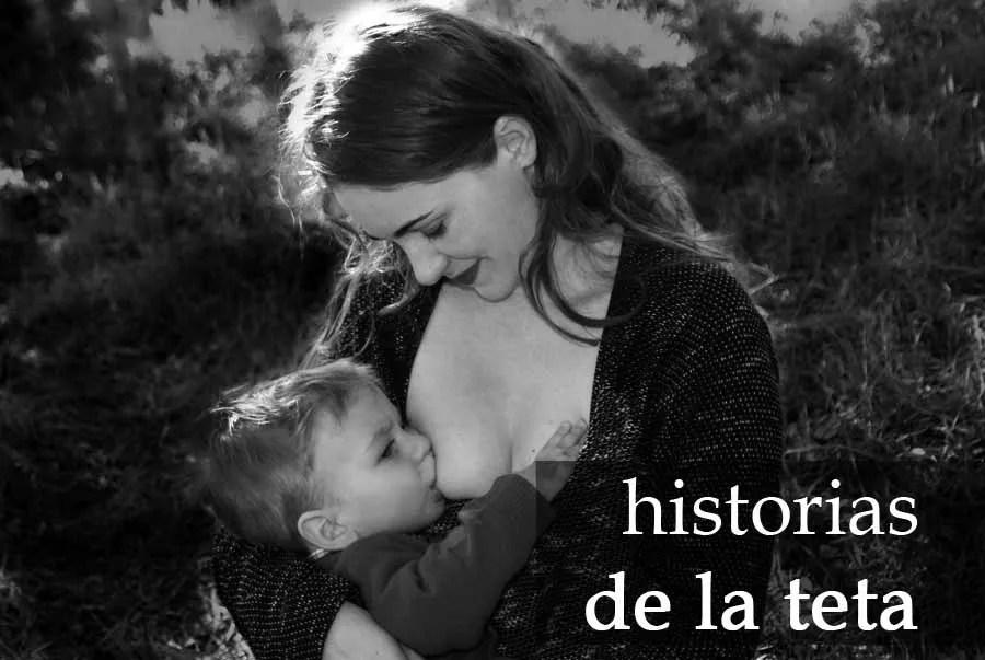 Historias de lactancia materna: Iballa