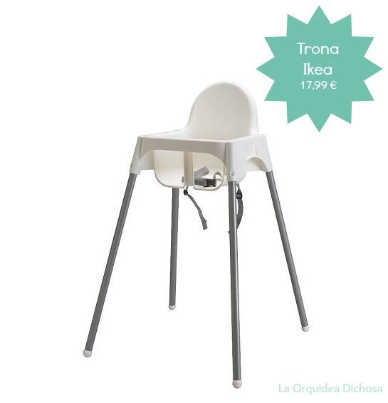 trona de Ikea recomendada
