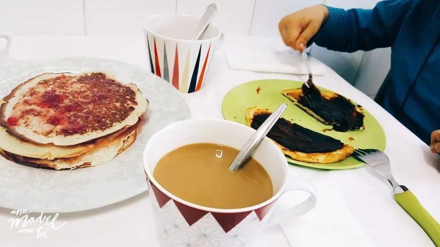 alrededor de la mesa ikea desayuno sin gluten