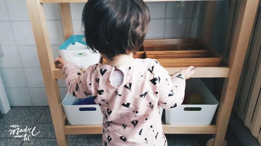 cocinas para ninos