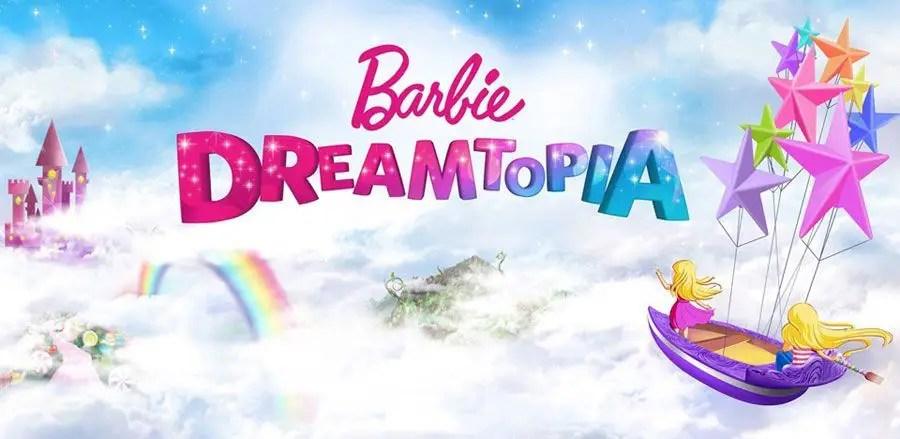 Completa mi cuento Barbie Dreamtopia y participa en un libro solidario