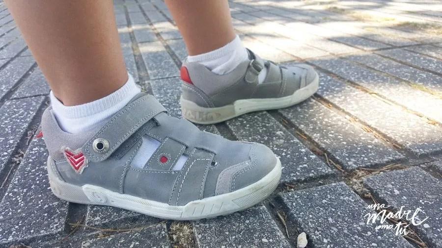 Consejos para elegir zapatos para niños y ahorrar