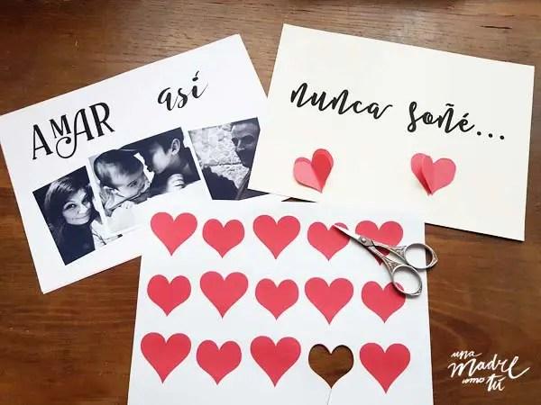 prueba tarjeta san valentín
