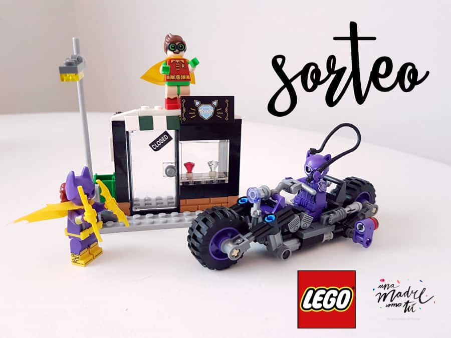 Llega LEGO Batman movie {SORTEO}