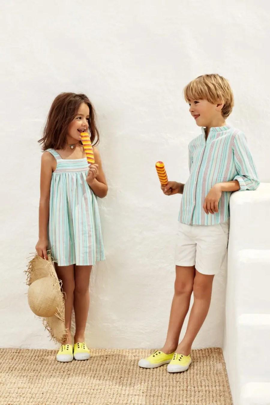 ropa verano niños y niñas