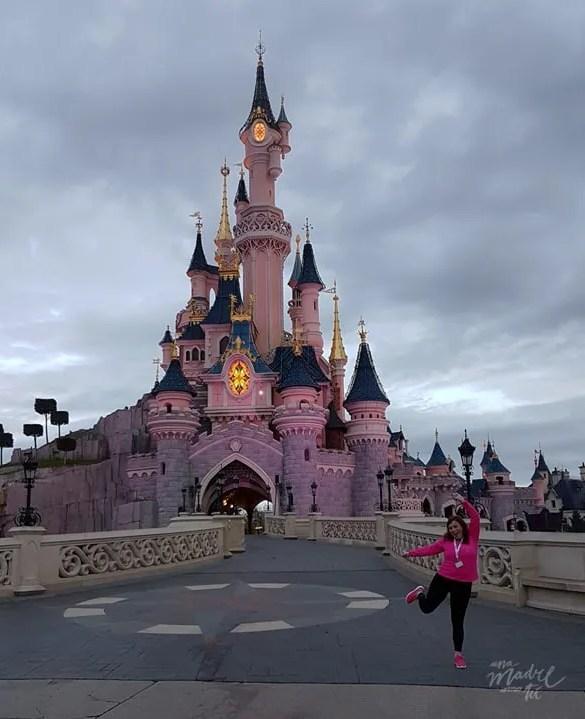 RunDisney París: una carrera para toda la familia