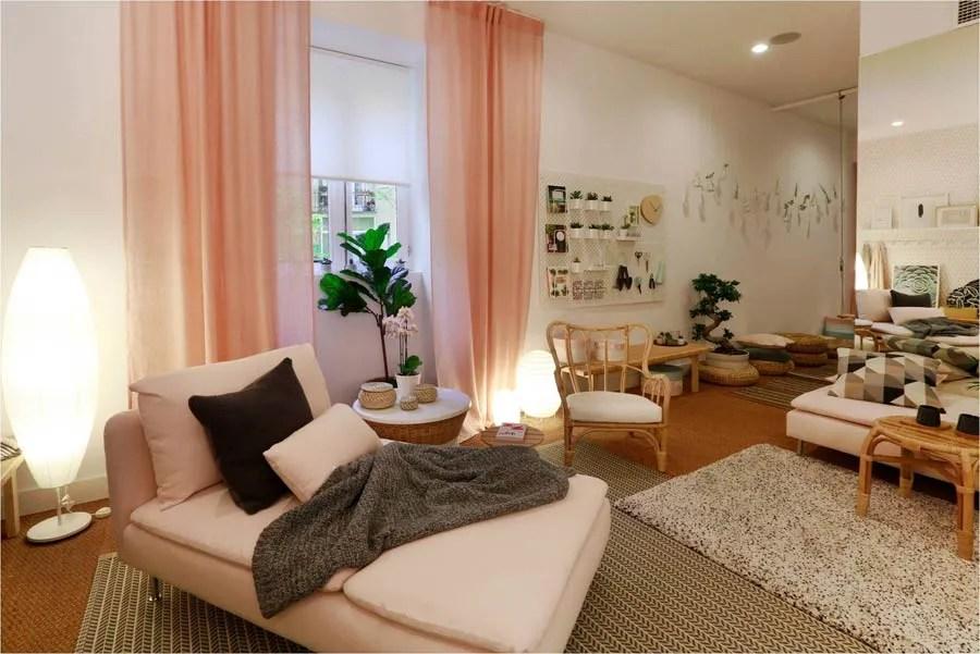 Tres lecciones de decoraci n para mi nuevo piso que for Decoracion de salones ikea