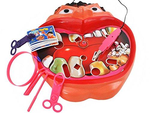Juegos para superar el miedo al dentista