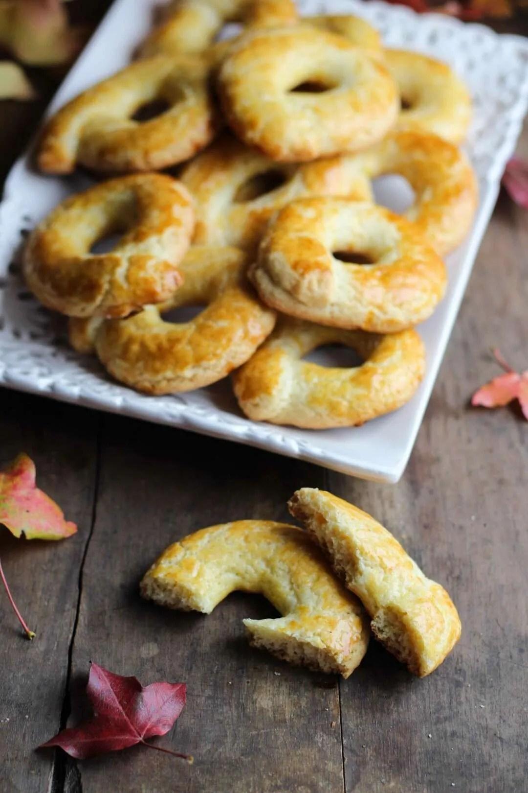 ciambelline biscotto facili