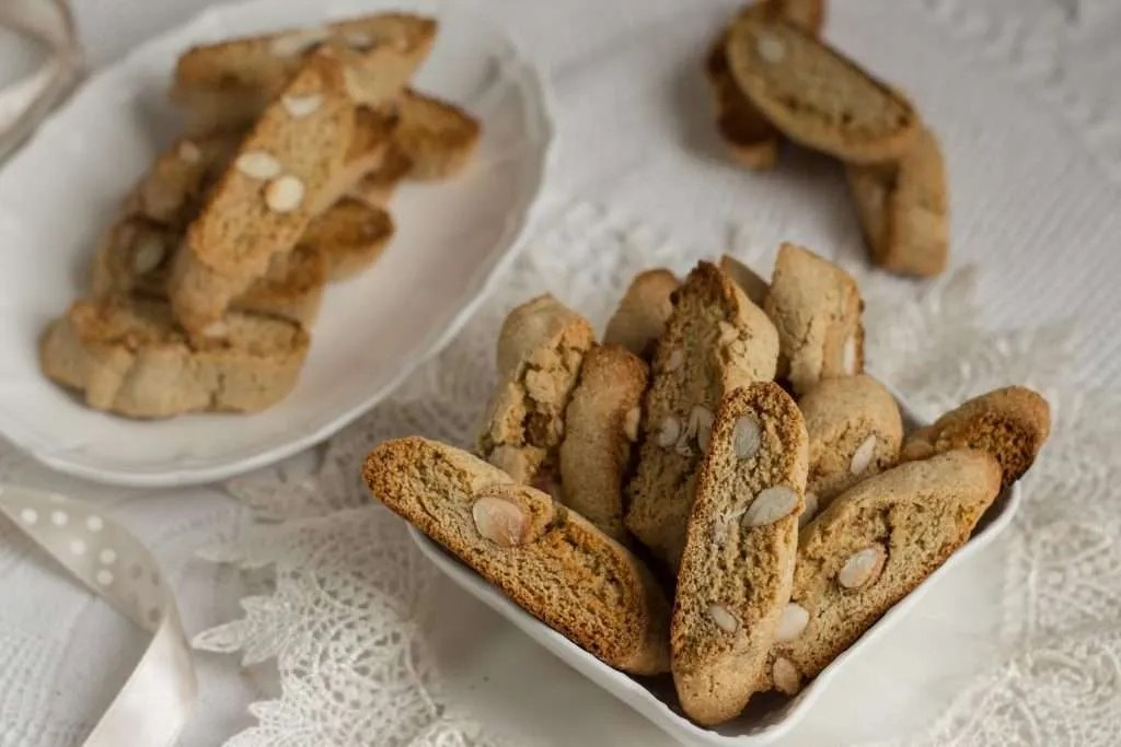 the recipe for spelt cantucci