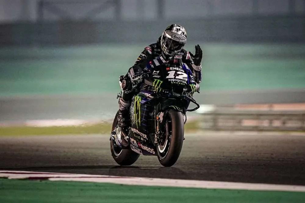 Test de Qatar de MotoGP 2020