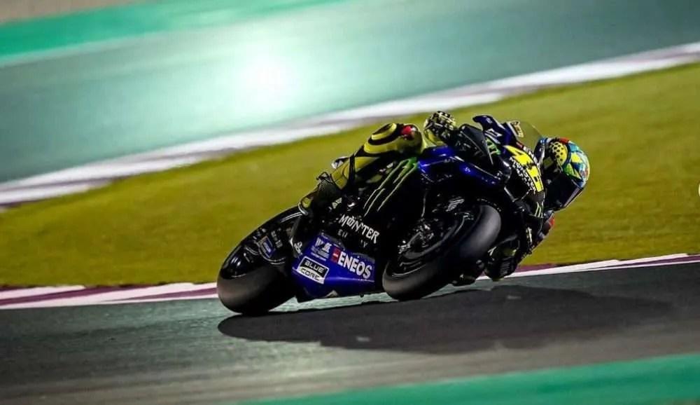 Valentino Rossi correrá con Petronas en 2021