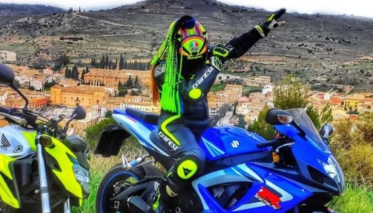 Las Vegas Una ruta en moto para principiantes