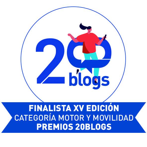 sello finalista categoría motor y movilidad