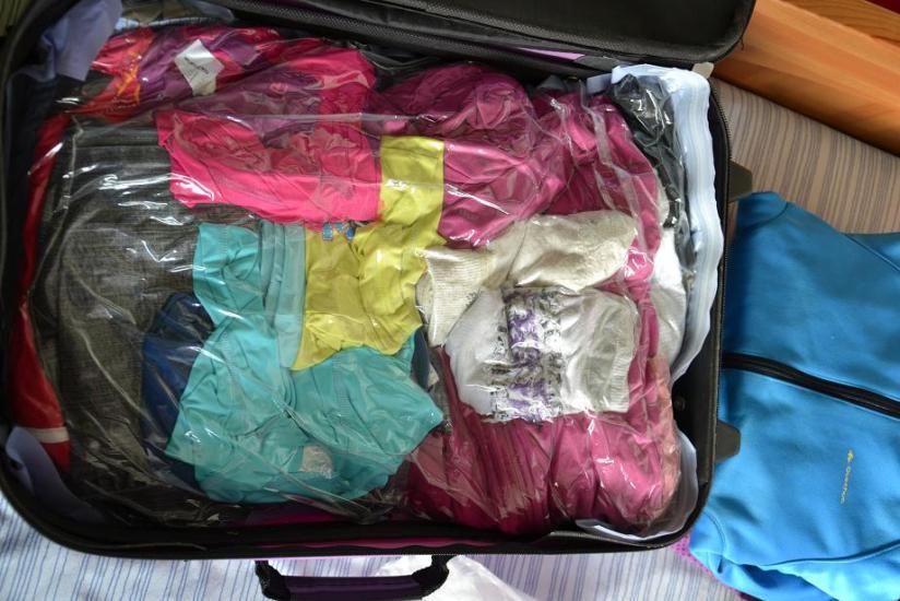 Housse de rangement vêtements Irlande
