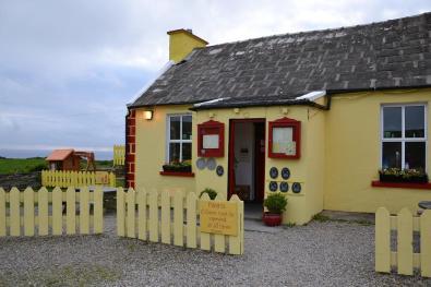 StoneCutters Kitchen restaurant vers Doolin