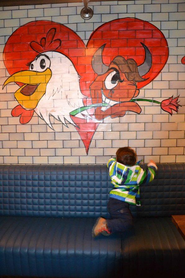 Coqbull restaurant à Limerick
