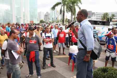 Greve dos vigilantes continua na Bahia