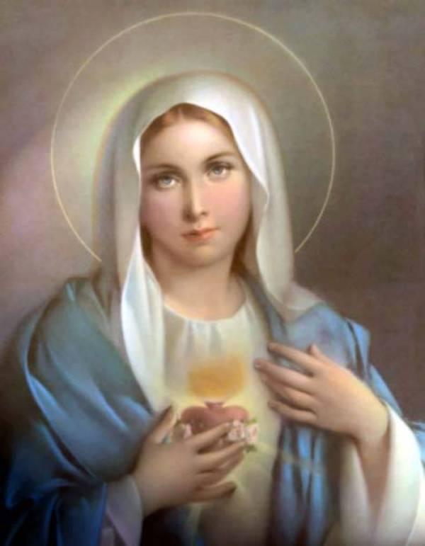 Consacrazione alla Beata Vergine Maria