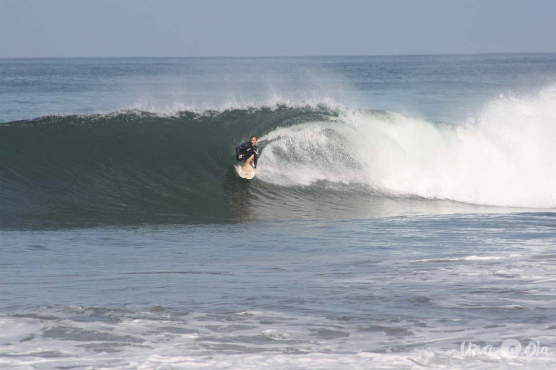 Surfing Backside