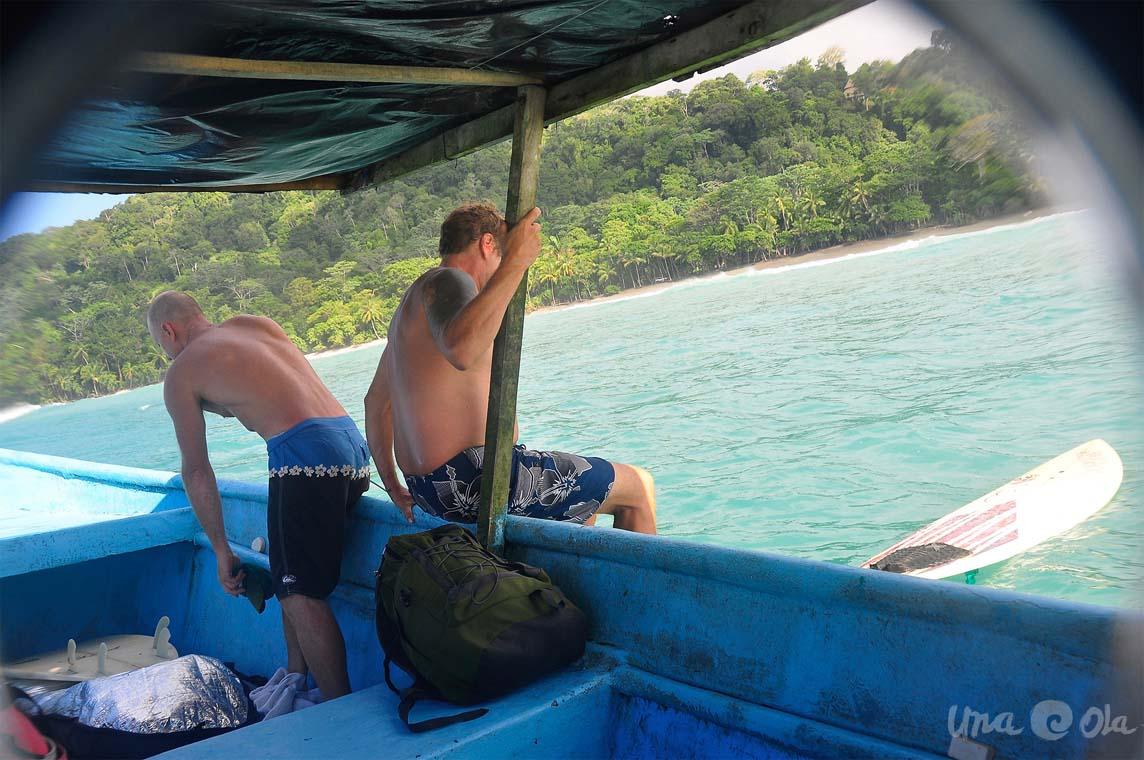 Cabo Matapalo Boat Tours