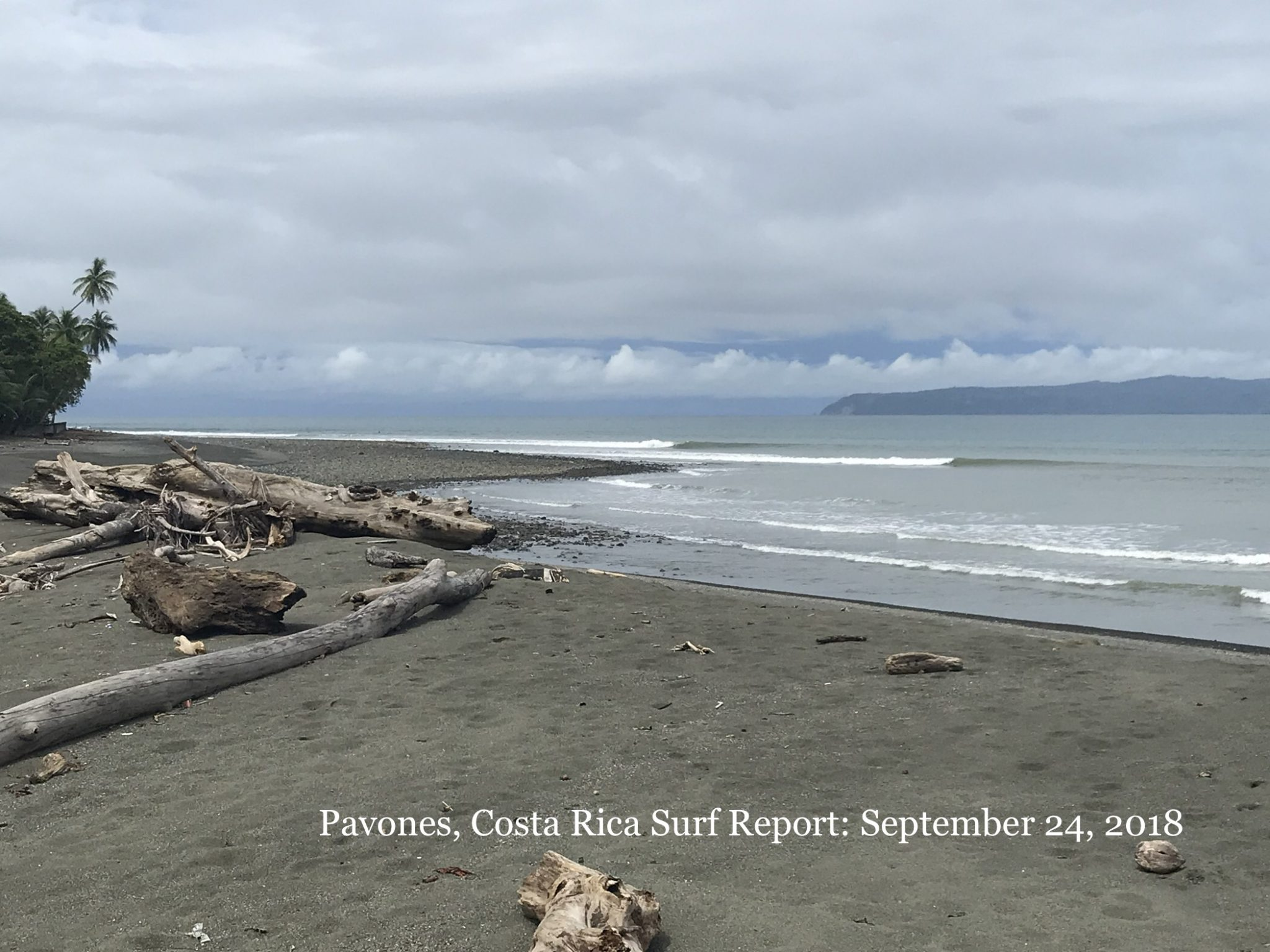 Pavones Surf Report Photos