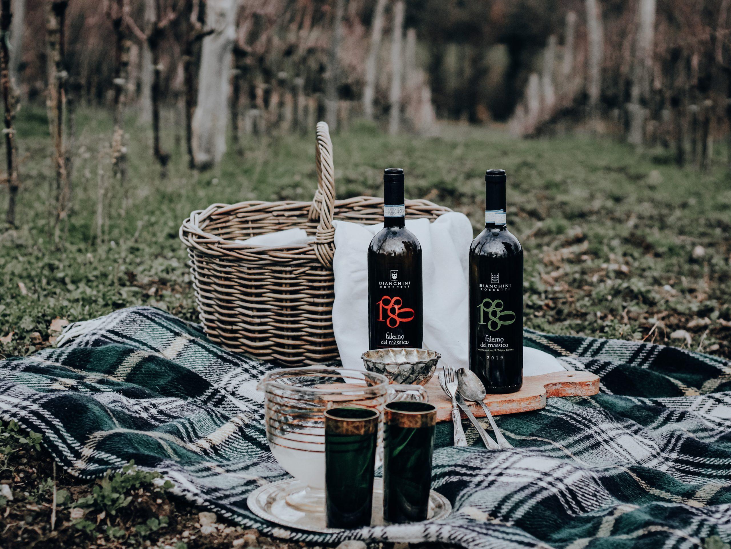Alla scoperta del falerno: un vino antico e celebre