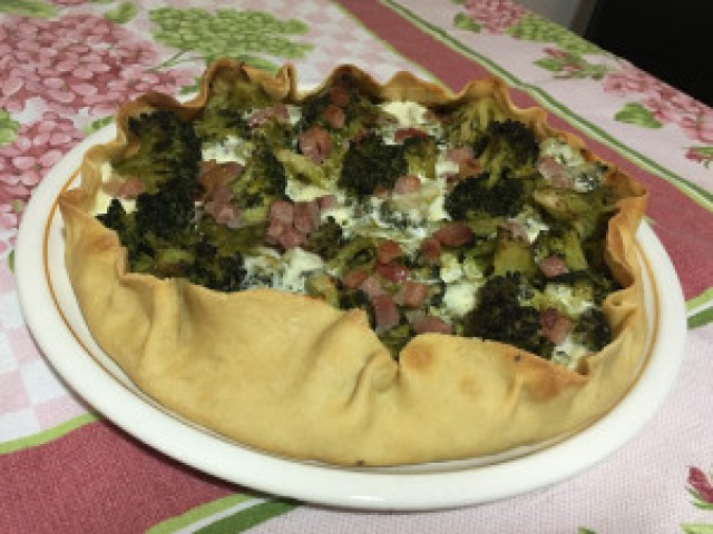 Rustico Broccoli e Crescenza 4