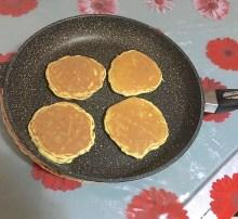 Pancakes Salati Carote e Zucchine 3