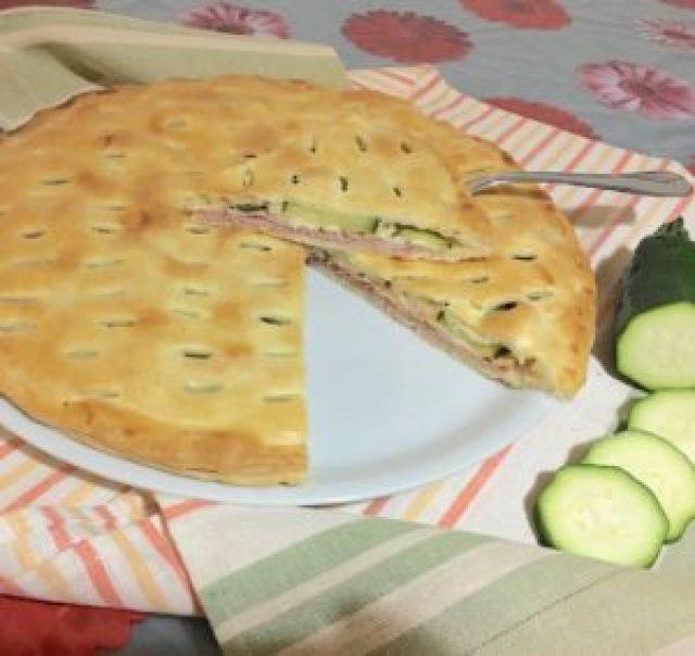 Rustico Zucchine Prosciutto e Formaggio 7