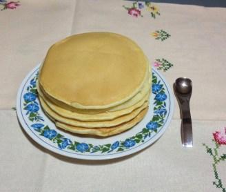 Pancakes Light (senza burro e olio) 1