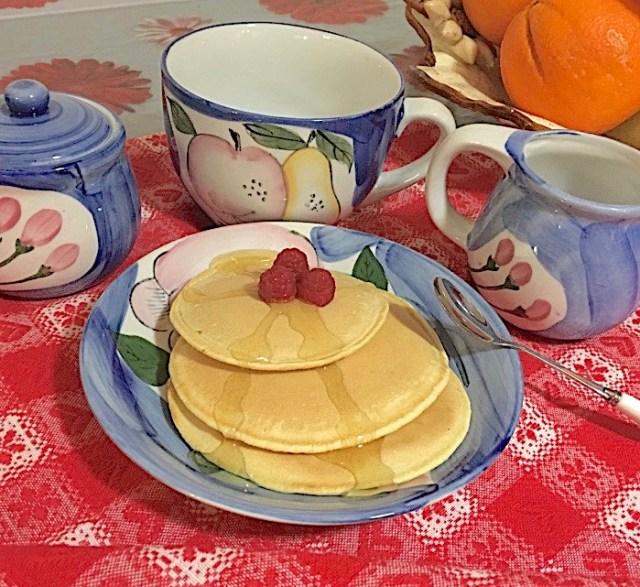 Pancakes Light (senza burro e olio)