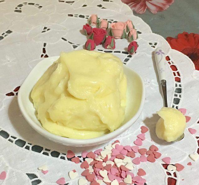 CREMA PASTICCERA CON FARINA DI RISO (crema pasticcera senza glutine)