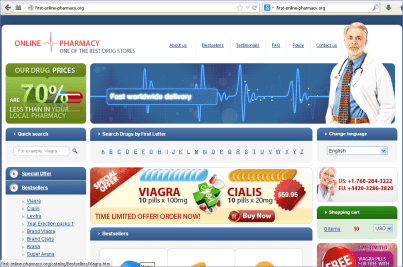 first-online-pharmacy