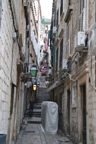 Callejeando por Dubrovnik