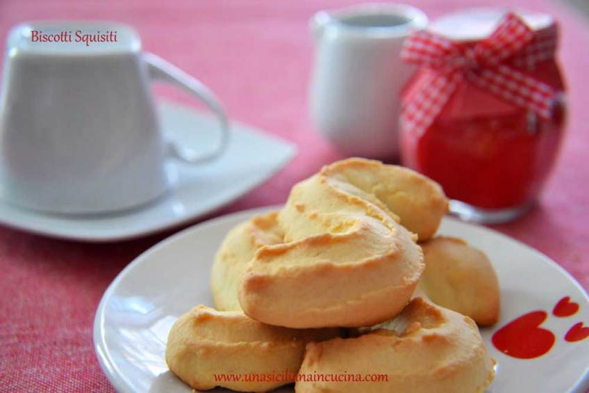Biscotti Squisiti Ragusani