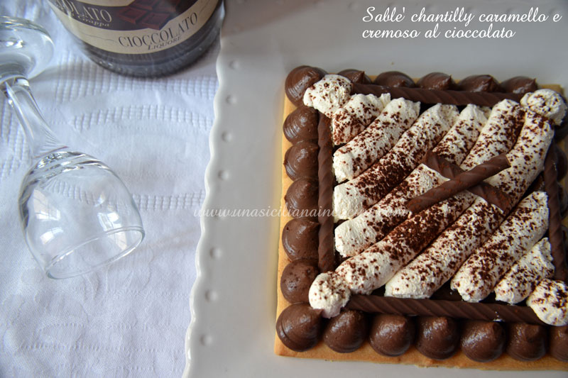 Sable'-chantilly-caramello-e-cremoso-al-cioccolato
