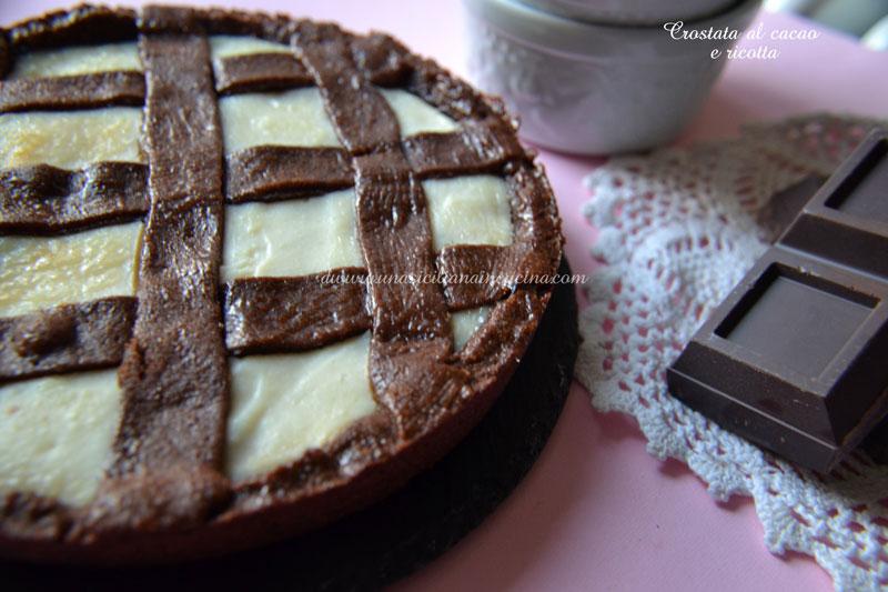 Crostata-al-cacao-e-ricotta