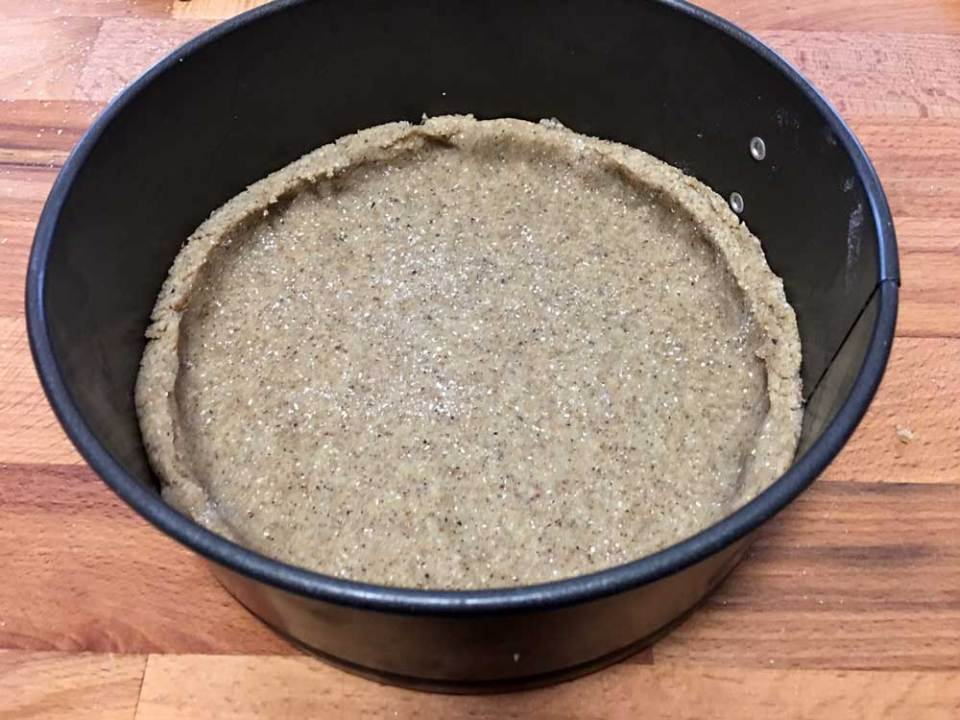 pasta frolla al grano saraceno