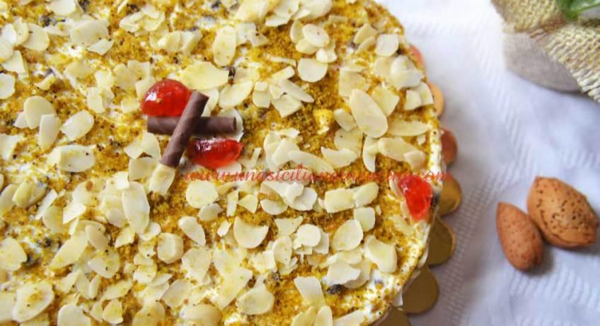 Torta Fedora siciliana
