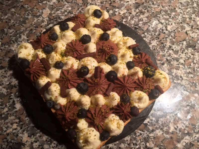 Fantastik torta