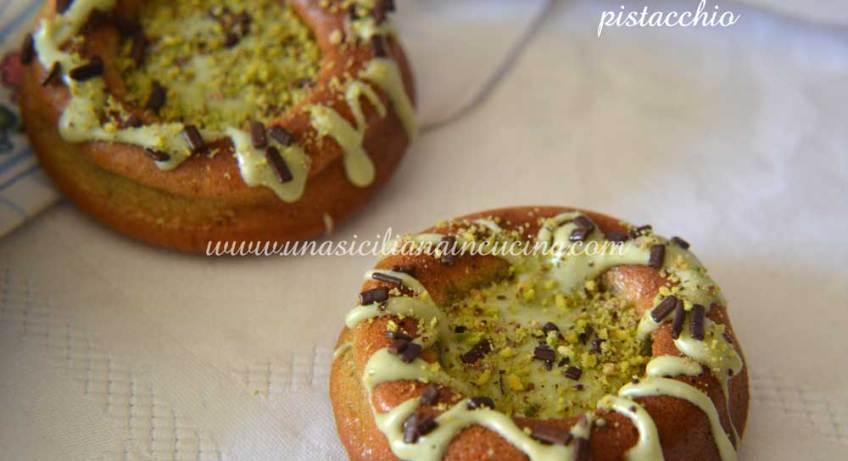 Ciambelline al pistacchio