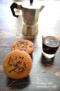 Tortine alla cannella e caffè