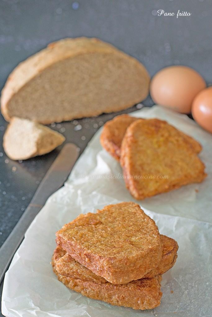 Pane fritto ricetta siciliana