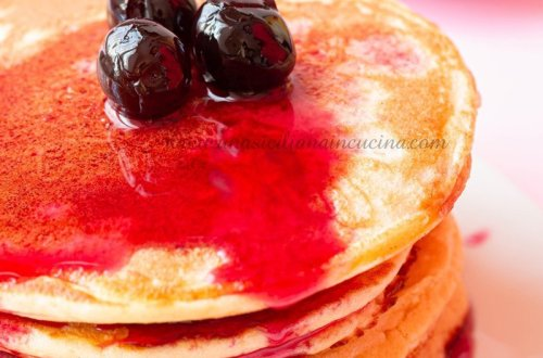 Pancakes soffici senza burro