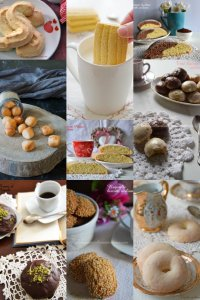 Raccolta biscotti siciliani