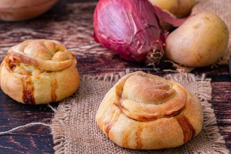 Mbriulata ricetta siciliana