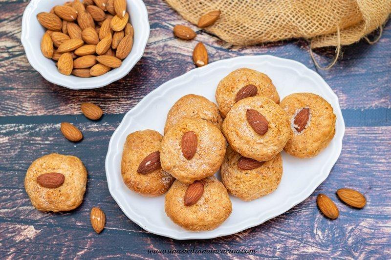 Nzuddi biscotti siciliani tradizionali