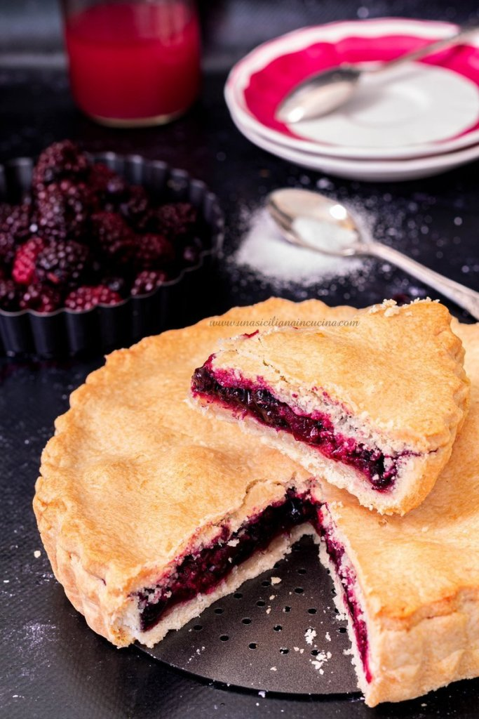 Blackberry Pie golosa
