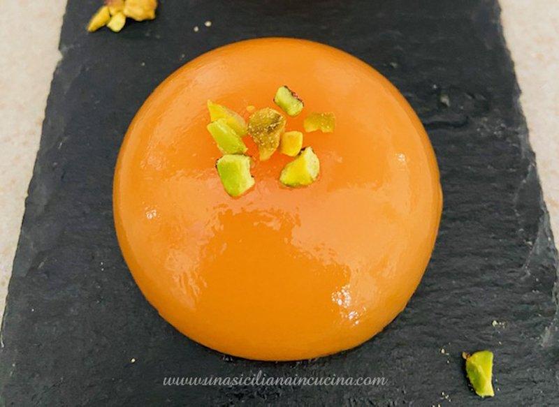 Gelo di arancia